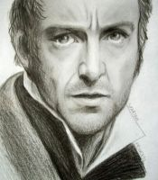 Jean Valjean - Hugh Jackman by SpartanB214