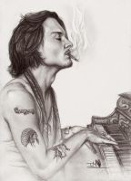 Johnny Depp by TheTanyaDoll