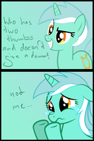Who has two thumbs? by dmtb