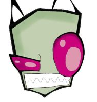 Invader Zim Final Version by Manuverse