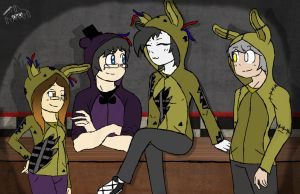Ask the Admins: Animatronic Hoodies by cookiejo1