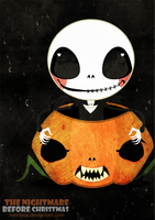 Jack Skellington by iveinbox