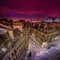 11mm Queen St - HDRi - Pano by Wayman