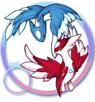 latios and latias by Effier-sxy