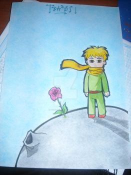 the little prince 2 [Process] by brokentiers
