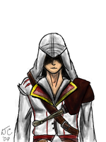 Assassin's Creed- Ezio by VampricHayles