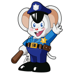 Officer Mappy by mrshadow1989