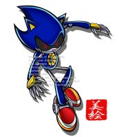 Metal Sonic by themie