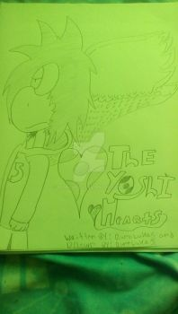 The Yoshi Hearts: Teaser And New OC! by RuneLukas