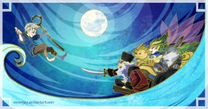 RoTG - Sledding by Neverjay