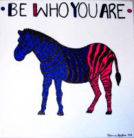Be Who You Are by liquidxdreams