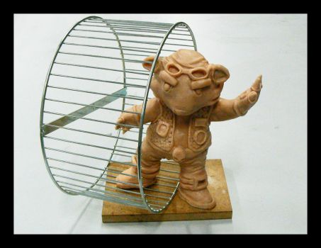 Hellion Hamster Marquette by Elvin86