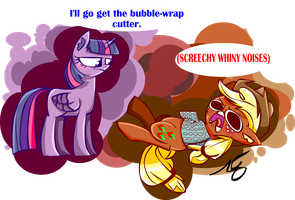 Bubble Wrap by Mushroom-Cookie-Bear