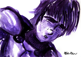 Hiccup's Quest - Hiccup Faints by masterrohan