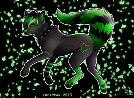 Midori-A.T. by LuckyPaw
