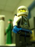 Lego Guy by deftonius