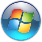 WIndows 7 Orb icon by skyangels