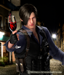 Leon Kennedy - Problem? by SyWongs