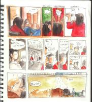 diary comic circa 06-07 maybe by jinguj