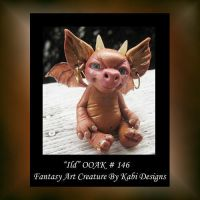 Ild Fantasy Little Creature by KabiDesigns