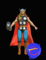 Thor by Supermangraphix