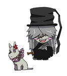 The Undertaker and Mephisto Pheles by CandyAddict774