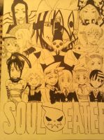 Soul eater by imagex-animestar