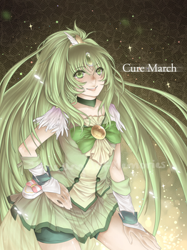 Cure March by utaemon