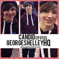 Candid George Shelley#2 by SwaggerNialler