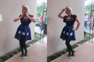 A-Kon '13 - Dr Who 2-3 by TexConChaser