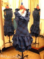Plaid Project by momoiro-machiko