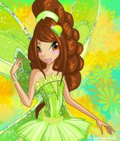COM: Emma Harmonix by werunchick