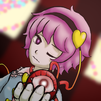 The girl that even vengeful spirits fear by SGNenet