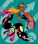 DD - Squids and Mons #1 by TamarinFrog