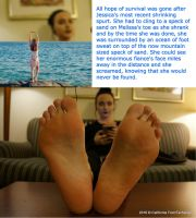 Micro Horror At Fiances Sweaty Feet 2 by youranus32