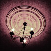 Chandelier by RecycledGenius