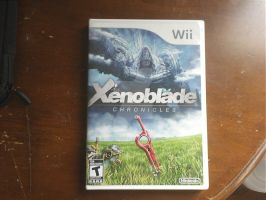 Finally Got Xenoblade Chronicles by DestinyDecade