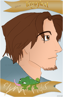 Flynn Rider by WhiteLantern