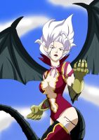 Satan Soul - Fairy Tail by Hector-Blanco