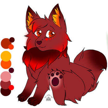 Fox Kit Adopt (OPEN//AUCTION) by ShadowSongsAdopts