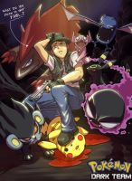 Pokemon Dark Team is Dark by NOENDER