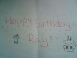 For Ray.. by doodlerwoo