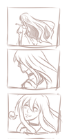 [DGM] You were everything that held me together by GazeRei