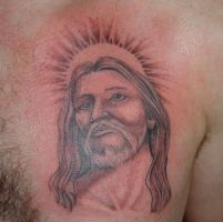 OMGZ its Jesus by Inkcastle