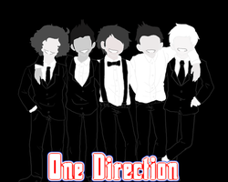 One Direction by littlestar21