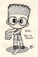 6/365 - Meet the Robinsons by Yei-Pi