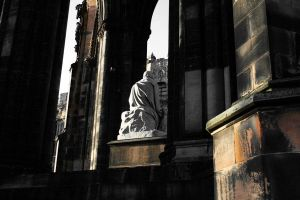 Princes Street (3) by bollatay