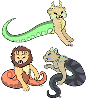 Yaubaneko Adopts 1 by HollowThinker