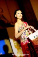 Farah at Thailand Exhibition by ikhbal