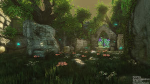 Chapel Ruins 2 by RurouniStrife